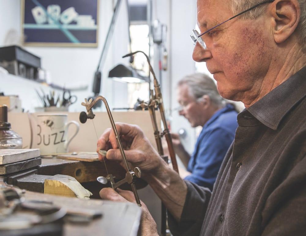 Idar Bergseth, Idar Jewellers, Award Winning Jewellery Design