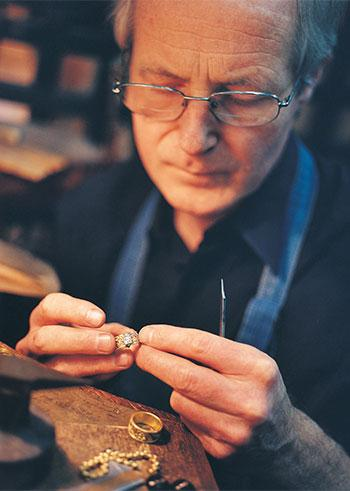 Idar Bergseth, Jeweller, Goldsmith