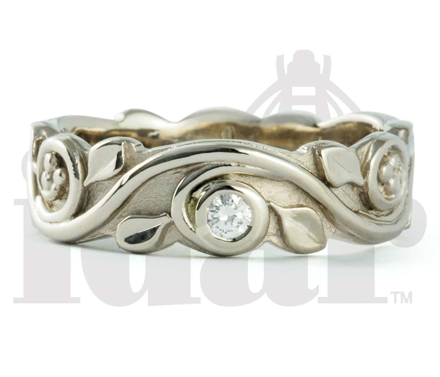 Tree Of Life Ring Idar Jewellers Victoria Bc Canada