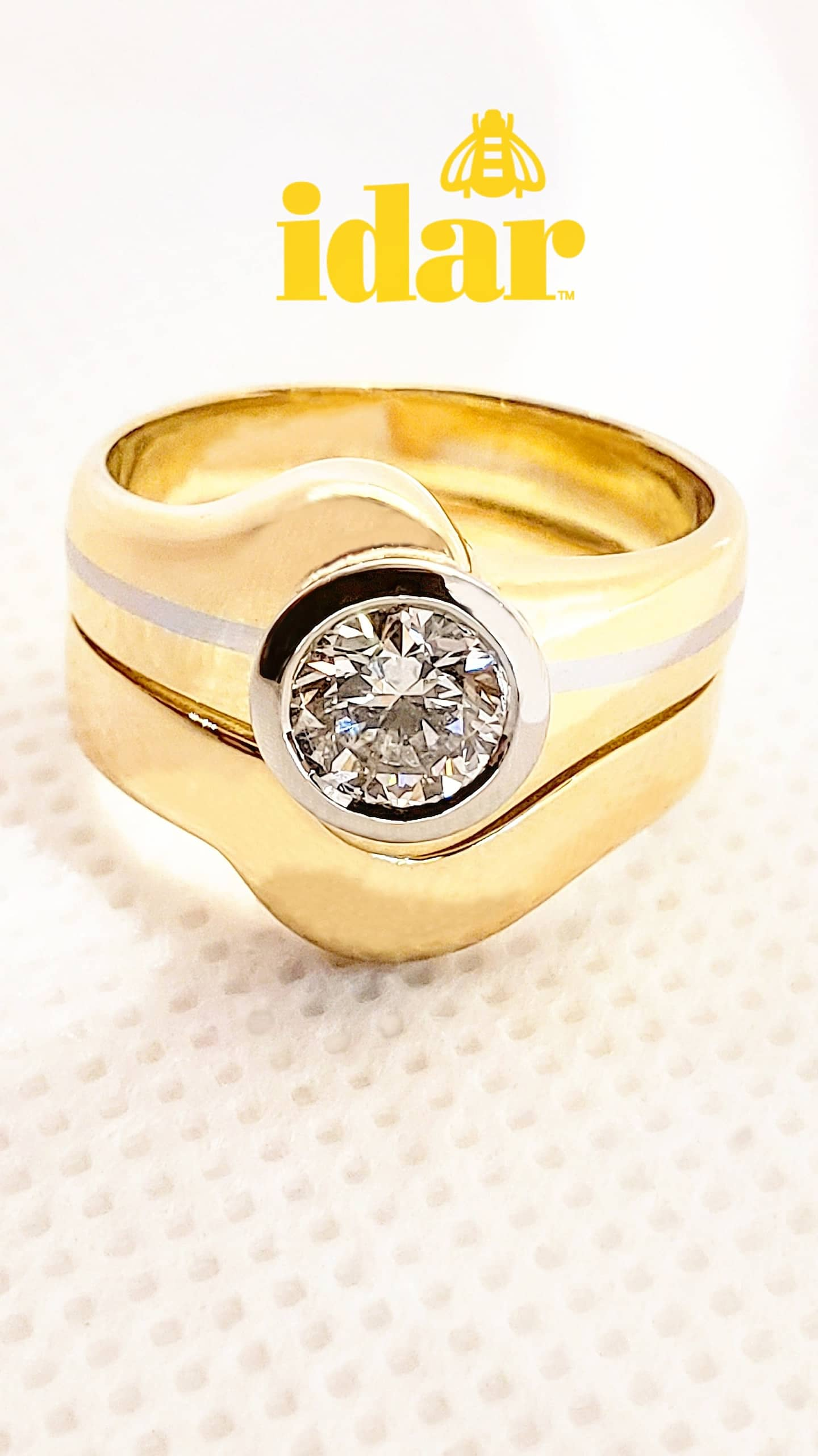 Idar Jewellery Store, Victoria, BC Canada, award winning, luxury, hand-crafted, custom, rings, wedding, engagement, anniversary, birthday, treat yourself, For Me From Me, gold, ring