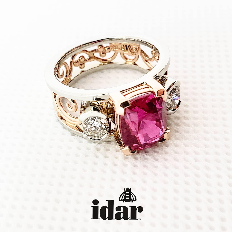 Idar Jewellers, diamonds, gold anniversary rings, Victoria, BC, Vancouver, Calgary, Edmonton, Ottawa, Toronto, Montreal, Canada