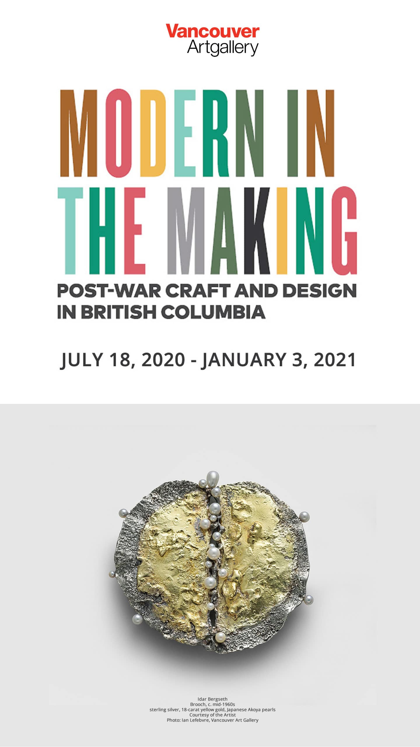 vancouver-art-gallery-modern-in-the-making-exhibition-jewellery-brooch-artist-Idar-Bergseth